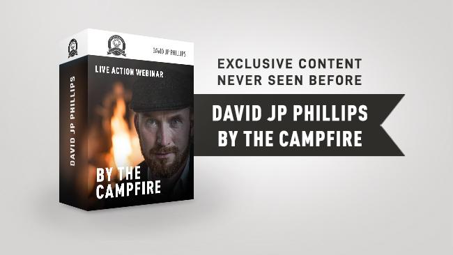 By The Campfire | JPU Matrix | JP University | David JP Phillips