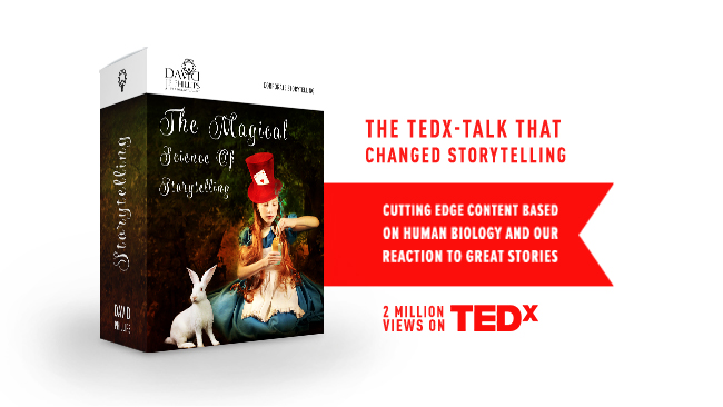 the magical science of storytelling