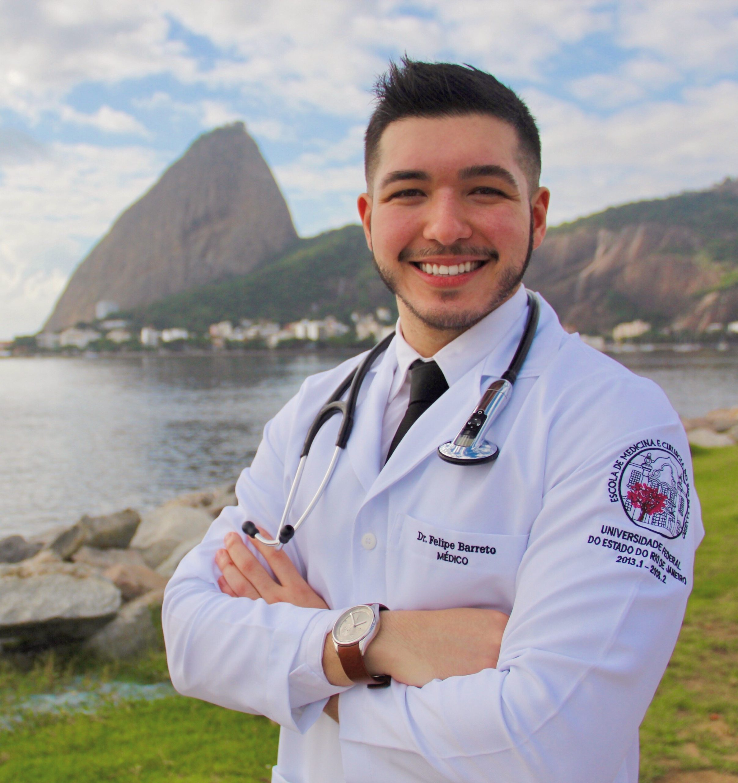 Dr Felipe Barreto