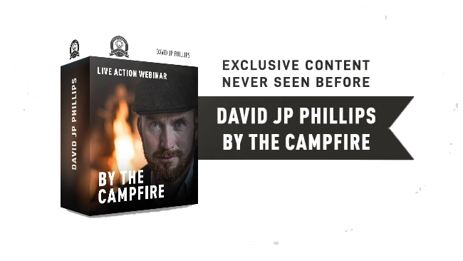 By The Campfire | JPU Matrix | JP University | David JP Phillips