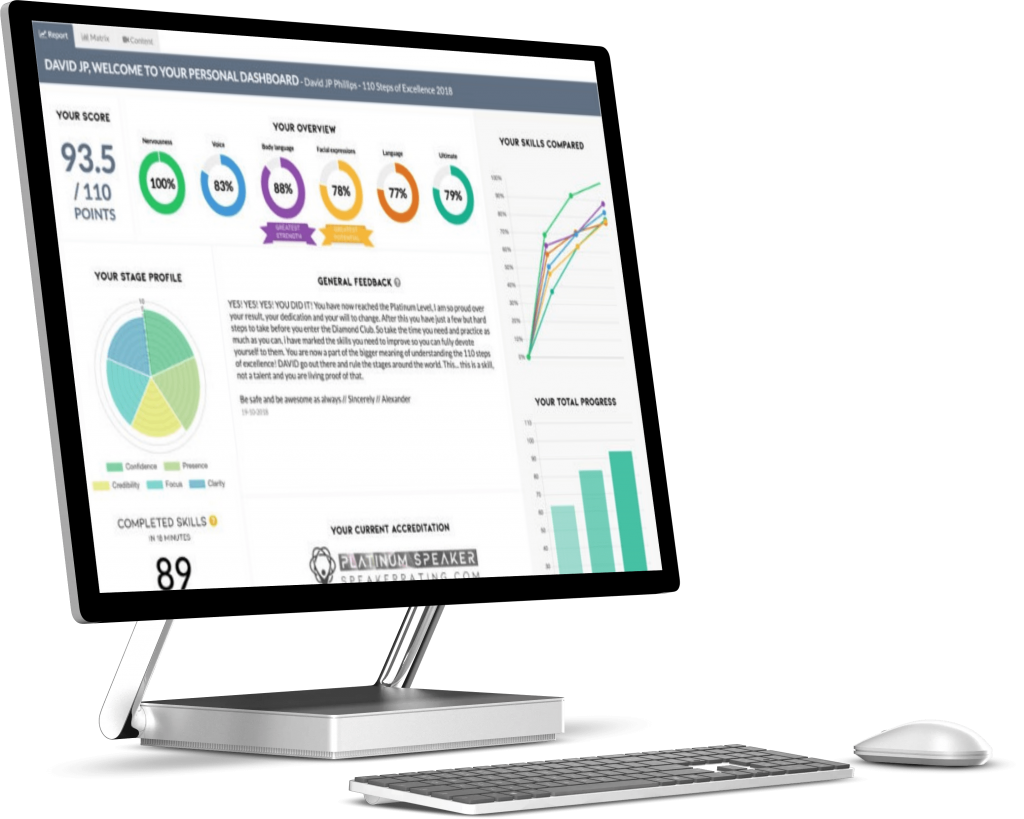 JPU Enterprise LMS | Quantify Communication | HeadGain