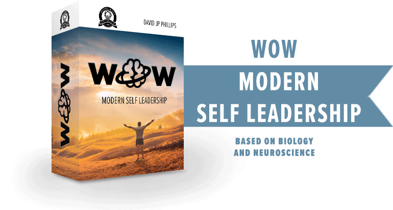 WOW Self Leadership Course | JP University | David JP Phillips