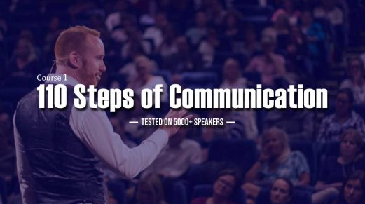 110 Steps of Communication | Course 1 | JP University