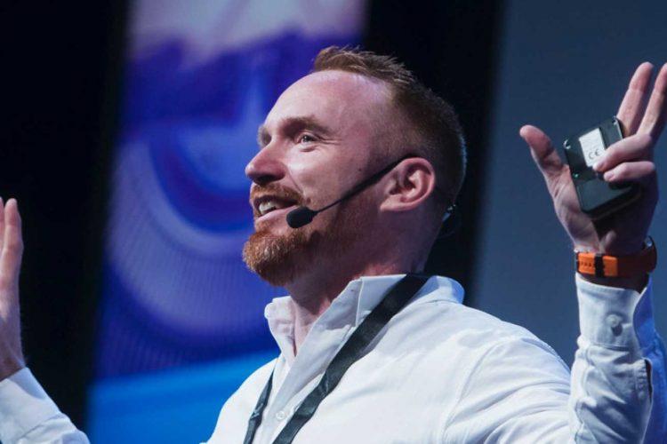TEDx Talk | David JP Phillips | HeadGain