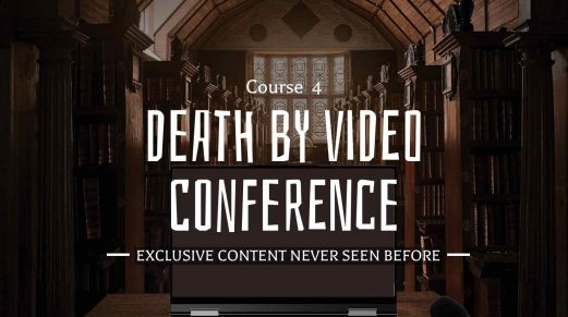Death By Video Conference | JPU Course | JP University