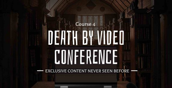 Death By Video Conference | JP University | David JP Phillips