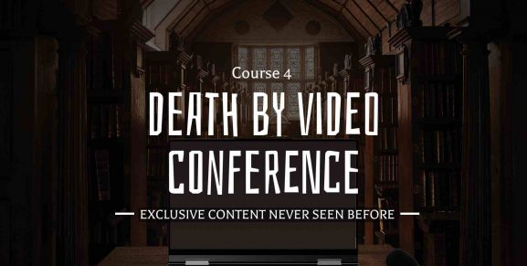 Death By Video Conference | JP University | David JP Phillips
