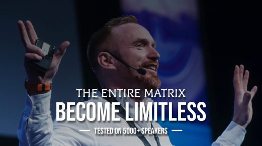 JPU Matrix License | Become Limitless | David JP Phillips