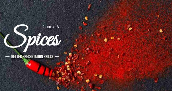 The JP Spice Rack | Spices Course | JP University
