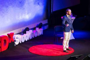 TEDx Stockholm | David JP Phillips | JPUniversity